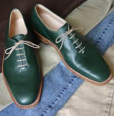 Handmade Shoes Usa - oxford exit shoes