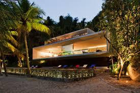 modern beach house on the brazilian coast idesignarch interior architect marcio kogan