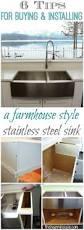 Kitchen Sinks Stainless Steel by Best 25 Stainless Steel Kitchen Sinks Ideas On Pinterest