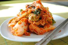 korean food photo maangchi s persimmon punch maangchi com kimjang and the kimchi making process gastro tour seoul