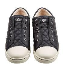 ugg jemma sale ugg jemma quilted sneaker in black lyst