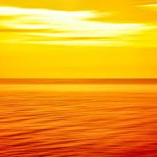 Sunset Orange by Orange Horizon Kyle Goldie Gallerie Fine Art Landscape