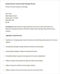 Railroad Resume Examples by 24 Business Resume Templates Free U0026 Premium Templates