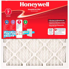 Filtrete Healthy Living Ultra Allergen Reduction Ac Furnace Air Honeywell 16 In X 25 In X 1 In Allergen Plus Pleated Fpr 7 Air
