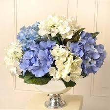 White Floral Arrangements Centerpieces by Blue And White Wedding Flower Centerpieces Blue And White Flower