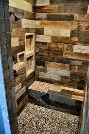Tiled Bathrooms Ideas Showers Best 25 Wood Tile Bathrooms Ideas On Pinterest Wood Tiles