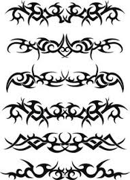 tribal armband tattoos tattoo gallery designs tribal armband