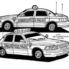 free coloring police car archives mente beta complete