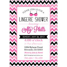 Lingerie Party Invitations Photo Lingerie Bridal Shower Bachelorette Image