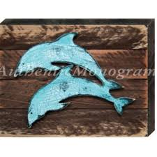 eclectic dolphin ring holder images Outdoor dolphin wall decor wayfair jpg
