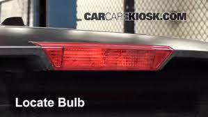 High Mount Brake Light Third Brake Light Bulb Change Honda Odyssey 2011 2016 2011