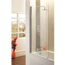 manhattan shower screens mobroi com manhattan 6 single panel swiftseal bath screen baker and soars