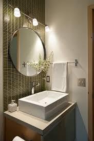 Modern Bathrooms Port Moody - 9 ways to make a half bath feel whole bathroom designs powder