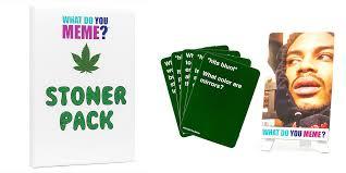 Meme Stoner - what do you meme stoner pack games world