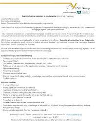 Resume To Fill Up Vine Group Mortgage Alliance Linkedin