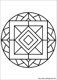 easy mandalas color free download easy mandalas color