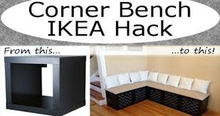 ikea hacks bench corner bench ikea hack pictures photos and images for facebook