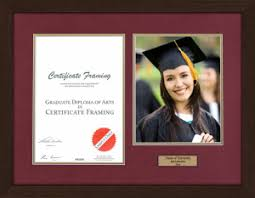 degree frames certificate framing degree frames graduation frames