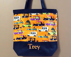 trick or treat tote etsy