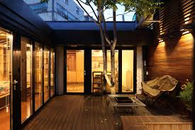 houses with courtyards creative house a marvellous mix of old and new by z lab