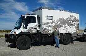 overland camper unimog extreme rv sold home