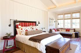 Burlap Bed Skirt Bedroom Splashy Burlap Bedskirt In Bedroom Contemporary With