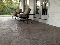 Cost Of Concrete Patio by Keeping Stamped Concrete Cost At A Reasonable Level