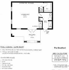 Home Design Blueprints 50 Pool House Floor Plans Pool House Floor Plans 12x16 Farmhouse