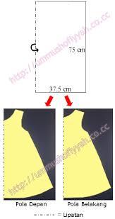 dasar membuat pola baju ebook download praktek membuat pola dan menjahit setelan jubah jilbab anak balita
