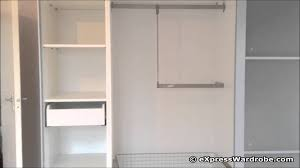 ikea pax lyngdal sliding door wardrobe design with interior
