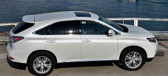lexus rx 450h luxury lexus rx 450h luxury a prueba ii diariomotor