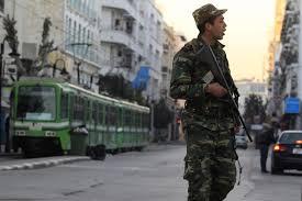 etat de siege capitale tunisienne en état de siège