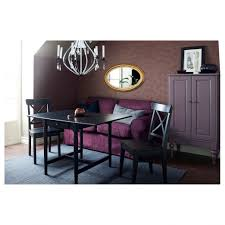 dining room glamorous table with leaf brucall bench plans set