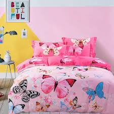 girls pink bedding online get cheap queen bedding sets for girls aliexpress com