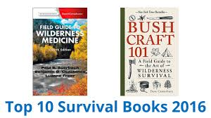 10 best survival books 2016 youtube