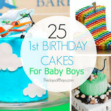 1st birthday boy 25 birthday cakes for boys for 1st birthday party