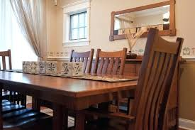 sears dining room tables craftsman dining room furniture table and chairs craftsman dining