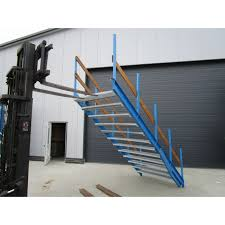 stahl treppe stahltreppe gartentreppe aussentreppe treppe gebraucht nr 5008