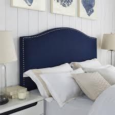 Blue Bed Frame Better Homes And Gardens Grayson Linen Upholstered