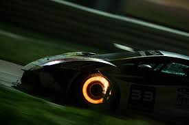 Italy At High Speed By by Carbon Brakes At Speed Glowing With Heat Cool Equipment