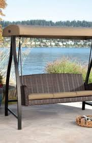 Swing Patio Chair Patio Furniture Gliders And Swings Outsunny Person