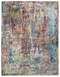 Modern Rugs by Modern Patinated Look Rug Soho Multi Soho Multi