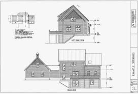 floor plan and elevation drawings architectural drawing packages of post beam homes by timberworks