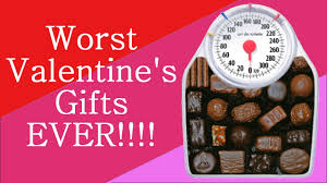 the worst valentine u0027s gifts ever youtube