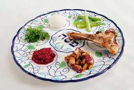 seder meal plate what does the passover feast to christians