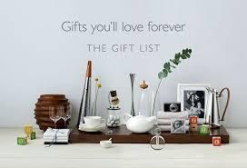wedding gift list lewis lewis wedding gift list the luxury scottish wedding show