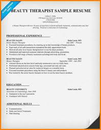 Simple Sample Resumes by 8 Cv Simple Sample For Beautician Cashier Resumes
