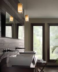 bathroom modern bathroom lighting in luxurious theme with