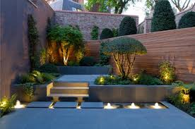outdoor water features with lights outdoor water features with lights outdoor designs