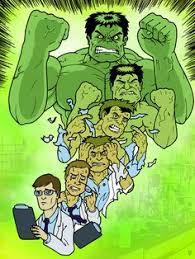 artstation hulk wolverine marco furtado animation